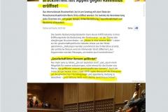 2020-09-13  was hat er denn getan, der Luger, außer Geld ( nicht sein eigenes ! ) hinzuschicken