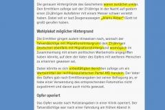 2020-09-14  Straftat, womöglich provoziert durch AfD-Werbemittel, jetzt muss es Konsequenzen geben
