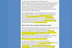 2020-11-14  dass es ab jetzt nicht mehr um die Gesinnung gehe, wird die vierzehn noch lebenden Hitlermarkensammler aber freuen