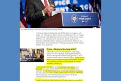 2020-11-22  Trump, zum Kummer der Linken, wie gewohnt beispiellos