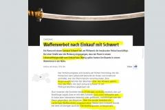 2021-01-20  Innsbrucker Polizei reagiert vorbildlich auf die neue Bedrohung durch Samuraischwerteinkäufer