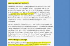 2021-07-20  die Peking-Hascherln, sie werden wohl mit Atomwaffen drohen müssen, damit Litauen zur Vernunft kommt