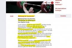 2021-07-21  bei Geschlechtsumwandlungen in die andere Richtung gibt´s im Spitzensport offenbar keine Probleme ( d.h. keine Medallien )