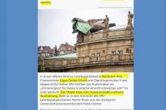 2021-07-30  gemäß steigender Nachfrage sollte das Opernhaus, stante pede, in eine Moschee verwandelt werden