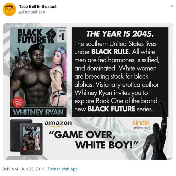 2019-06-23-Black-empowerment-literature-on-Amazon-fasten-your-seat-belts