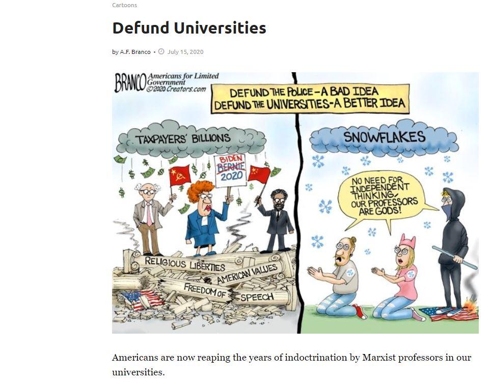 2020-07-15-BRANCO-Defund-Universities
