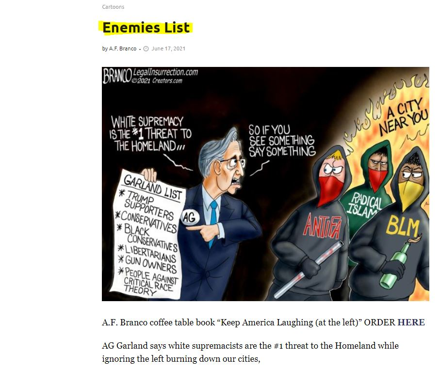 2021-06-17-BRANCO-Enemies-List