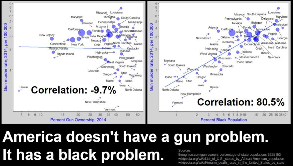 Gun murder rate