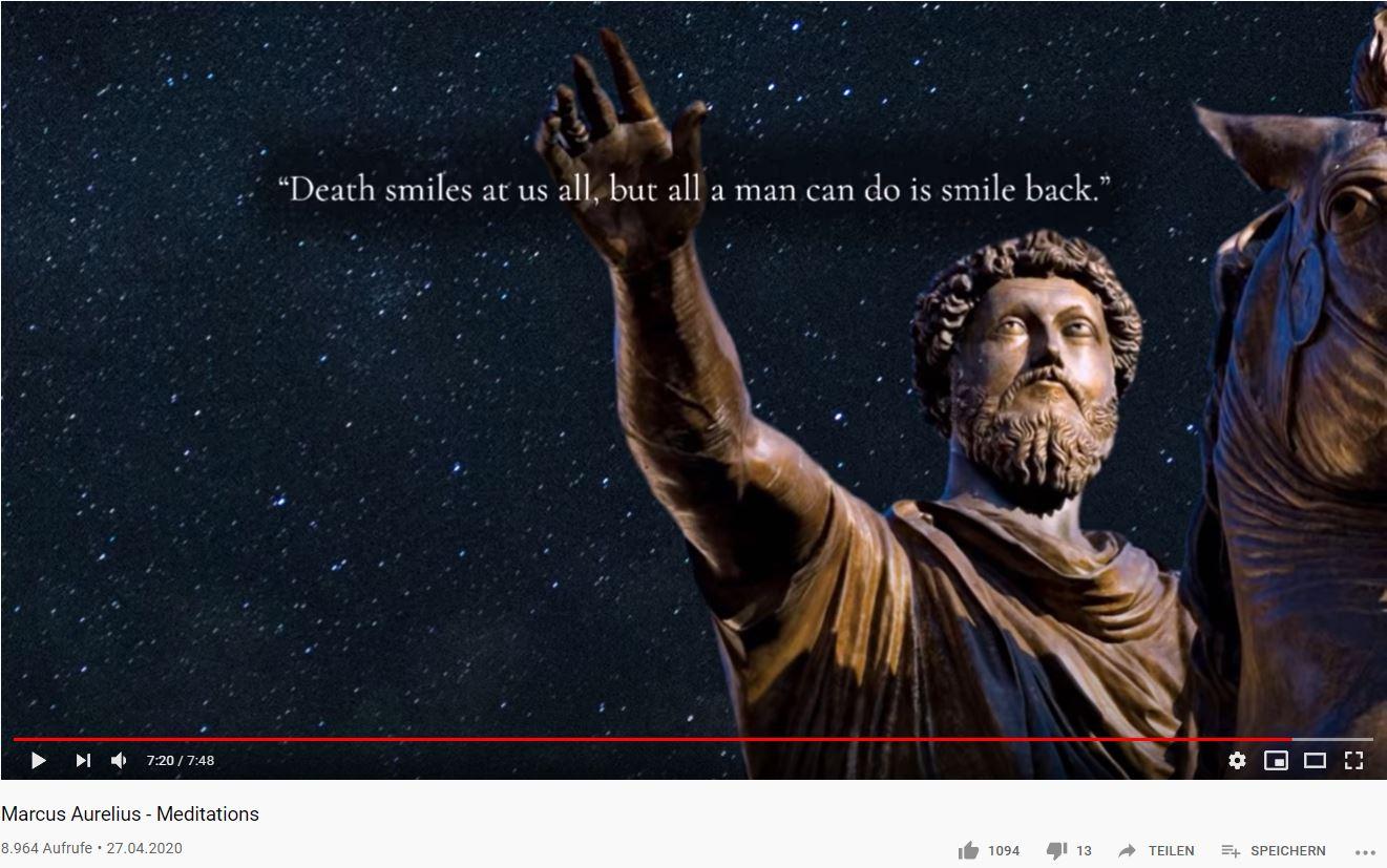 Marcus Aurelius Death