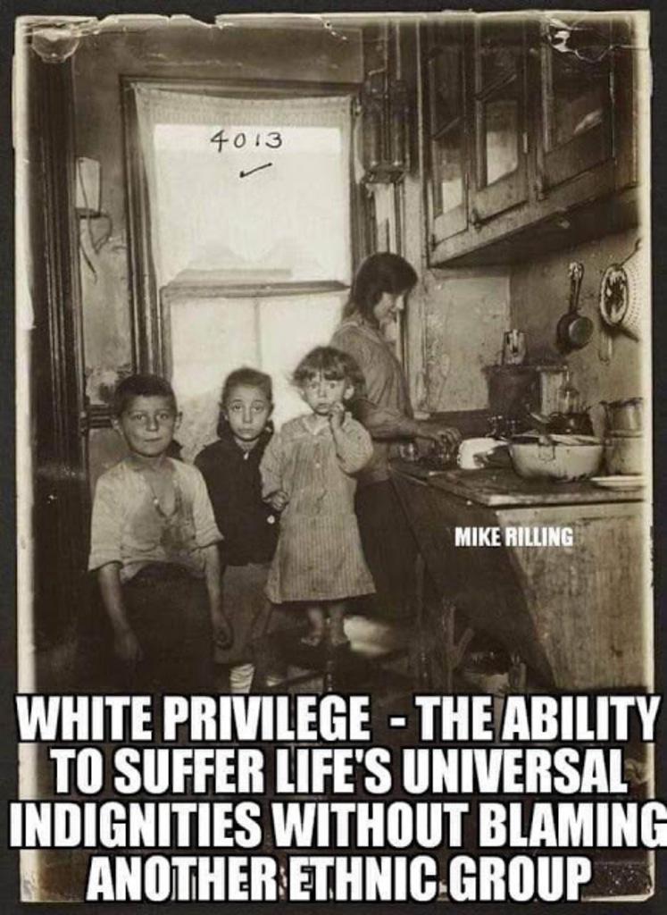 white-privileg